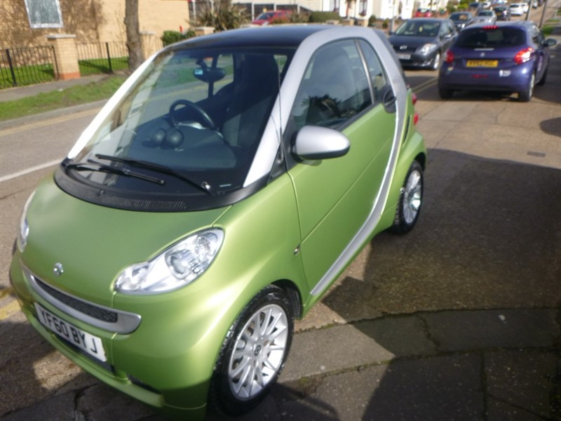 used Smart Car Fortwo Coupe PASSION CDI in Essex