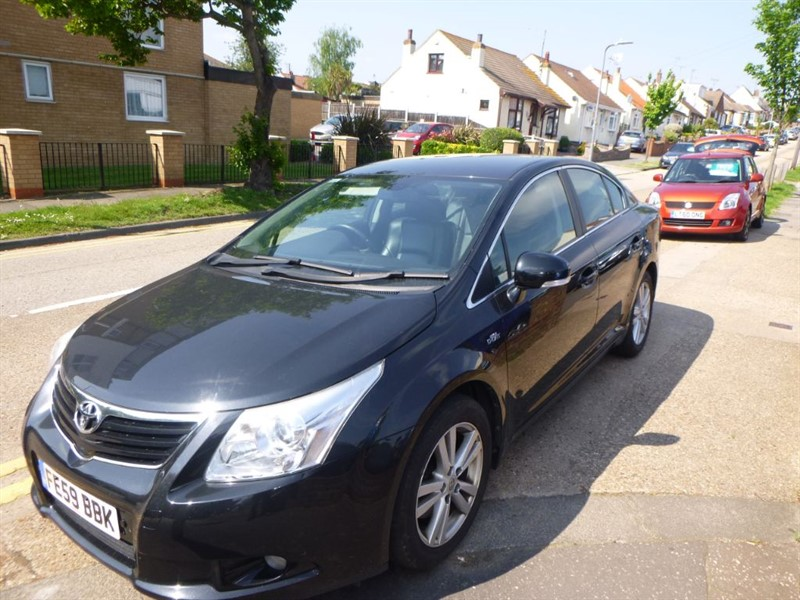 used Toyota Avensis T4 D-CAT in Essex
