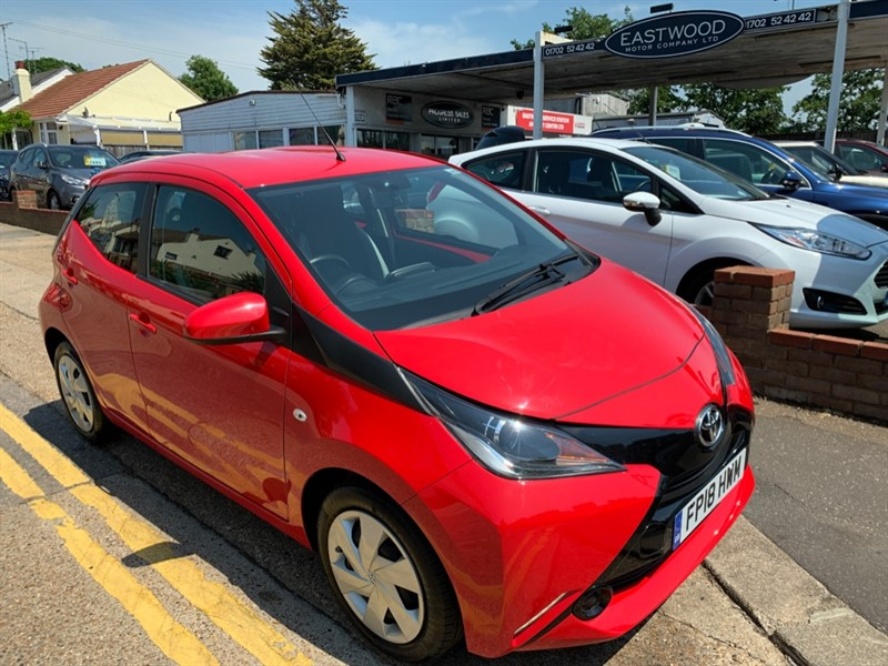used Toyota Aygo VVT-I X-PLAY in Essex