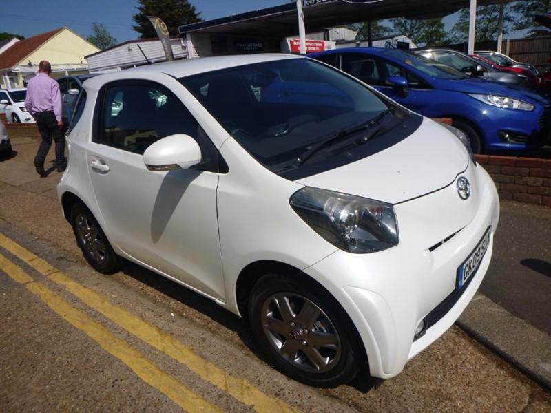 used Toyota iQ VVT-I IQ2 in Essex