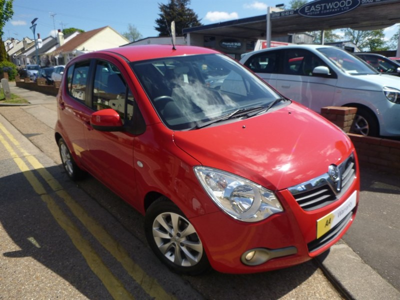 used Vauxhall Agila SE in Essex