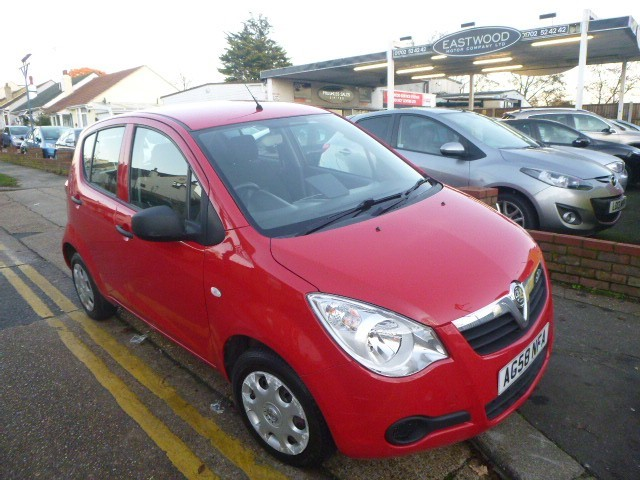 used Vauxhall Agila EXPRESSION in Essex