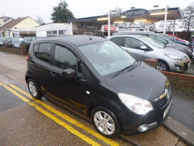 used Vauxhall Agila SE in Essex