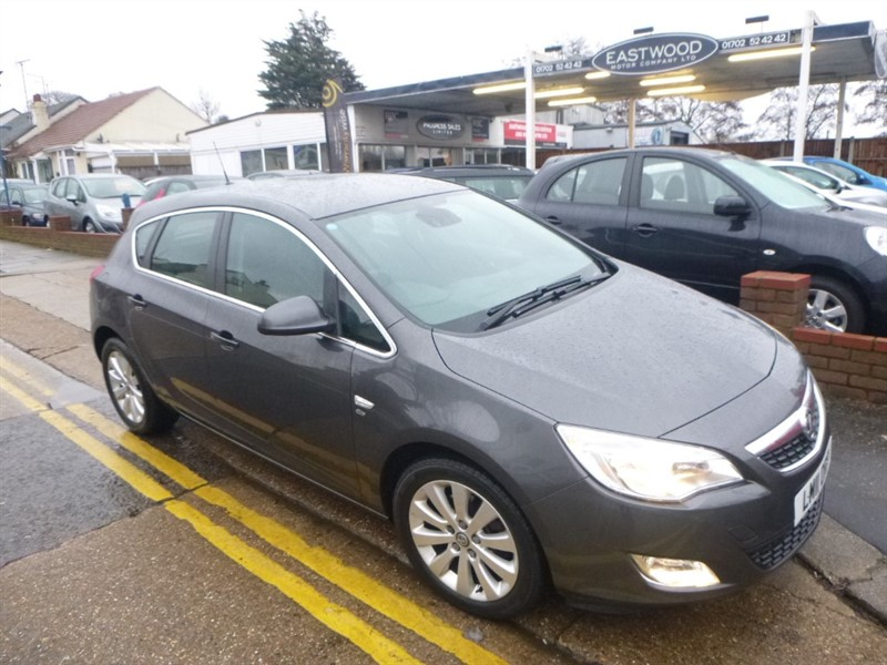 used Vauxhall Astra ELITE CDTI in Essex
