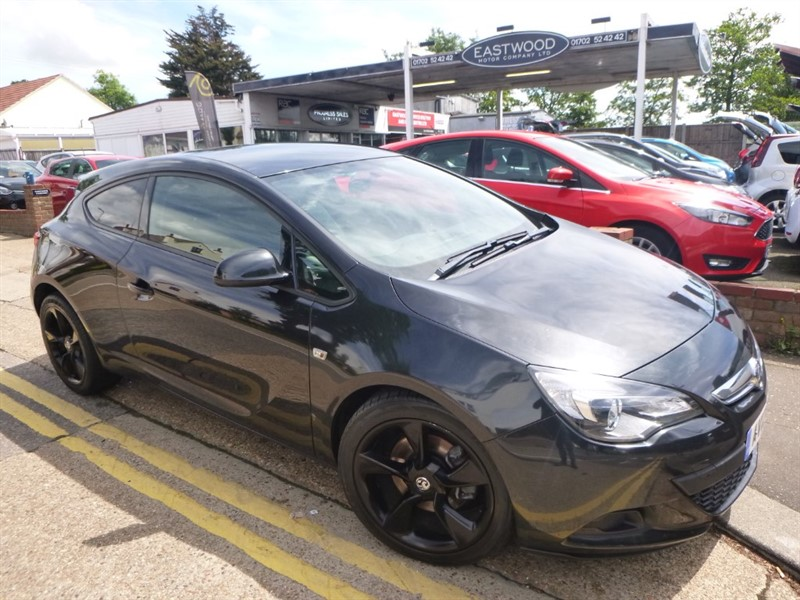 used Vauxhall Astra GTC SPORT S/S in Essex