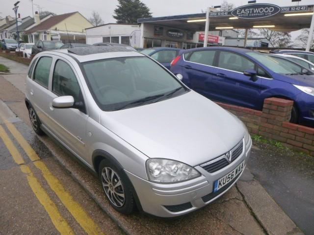 used Vauxhall Corsa DESIGN CDTI 16V in Essex