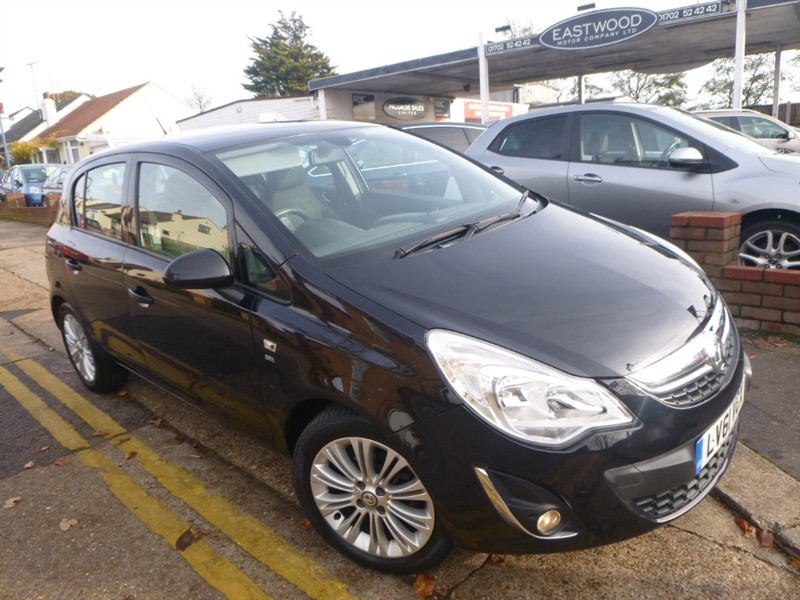 used Vauxhall Corsa SE in Essex