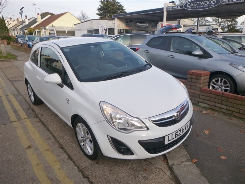 used Vauxhall Corsa ACTIVE AC in Essex