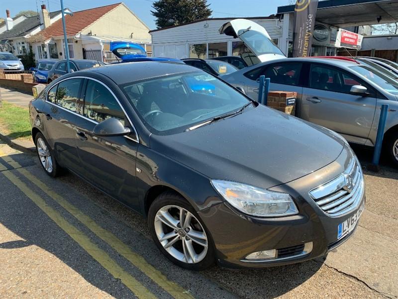 used Vauxhall Insignia EXCLUSIV CDTI in Essex