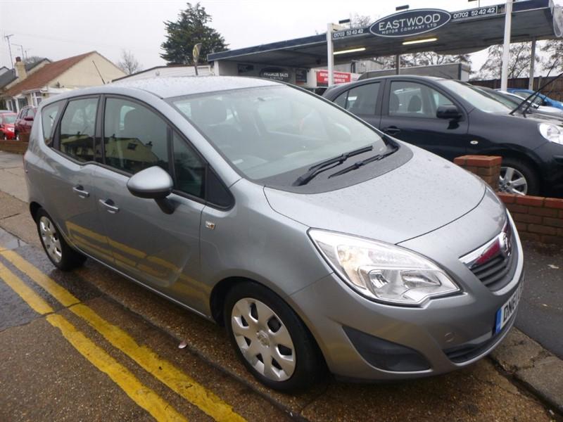used Vauxhall Meriva EXCLUSIV CDTI in Essex