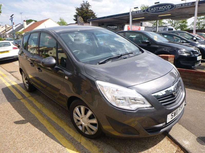 used Vauxhall Meriva EXCLUSIV CDTI in Essex