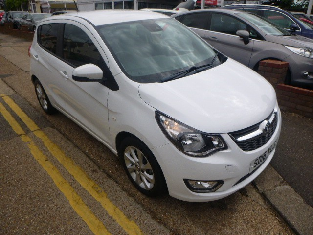 used Vauxhall Viva SL in Essex