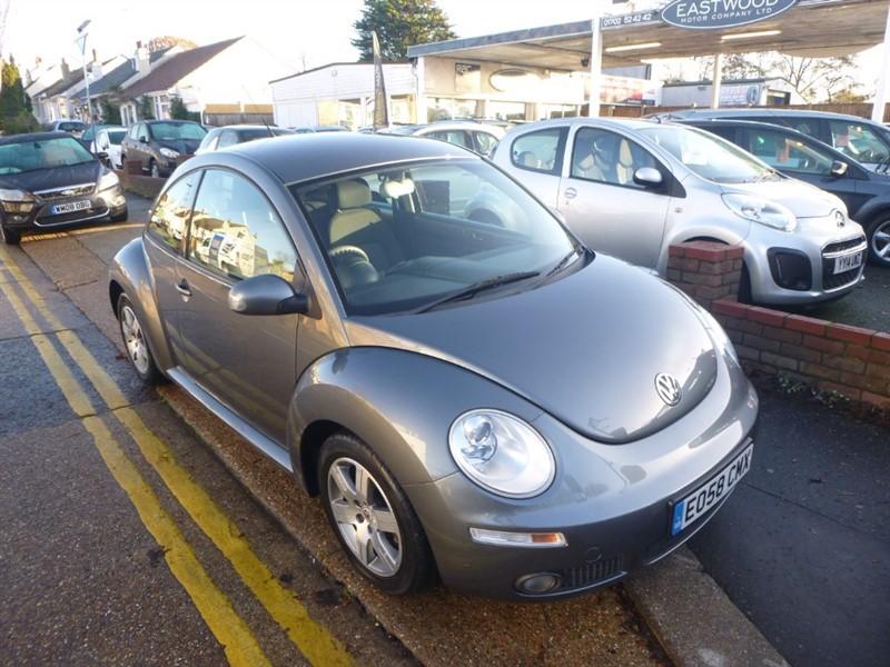 used VW Beetle LUNA 8V in Essex