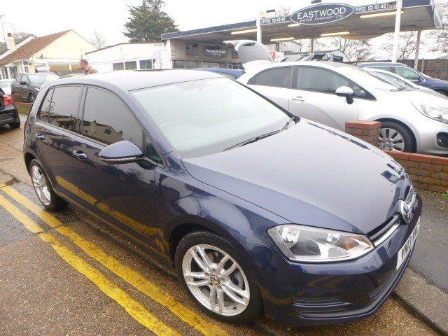 used VW Golf S TSI BLUEMOTION TECHNOLOGY in Essex