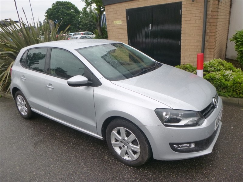 used VW Polo MATCH DSG in Essex