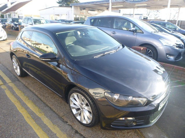 used VW Scirocco GT TDI in Essex