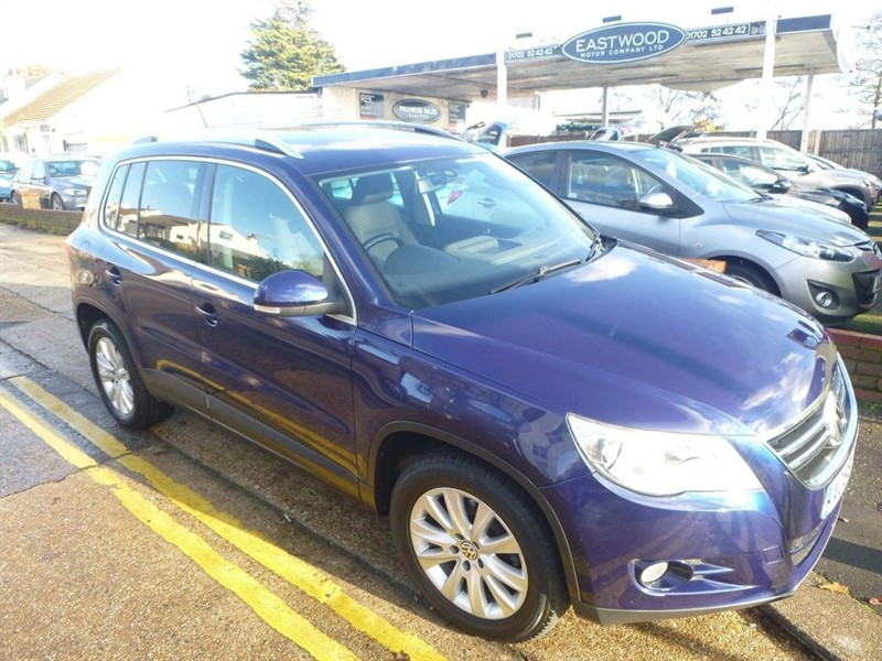 used VW Tiguan SE TDI in Essex