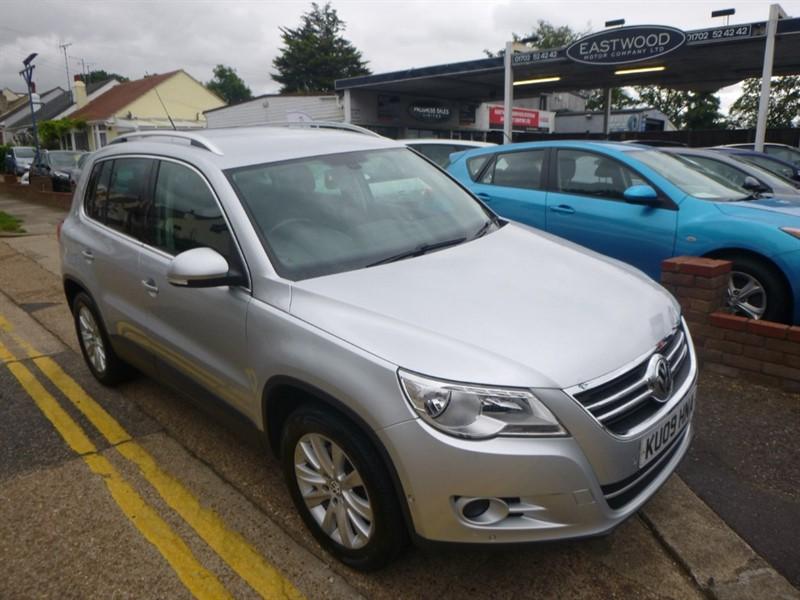 used VW Tiguan SE TDI in Essex