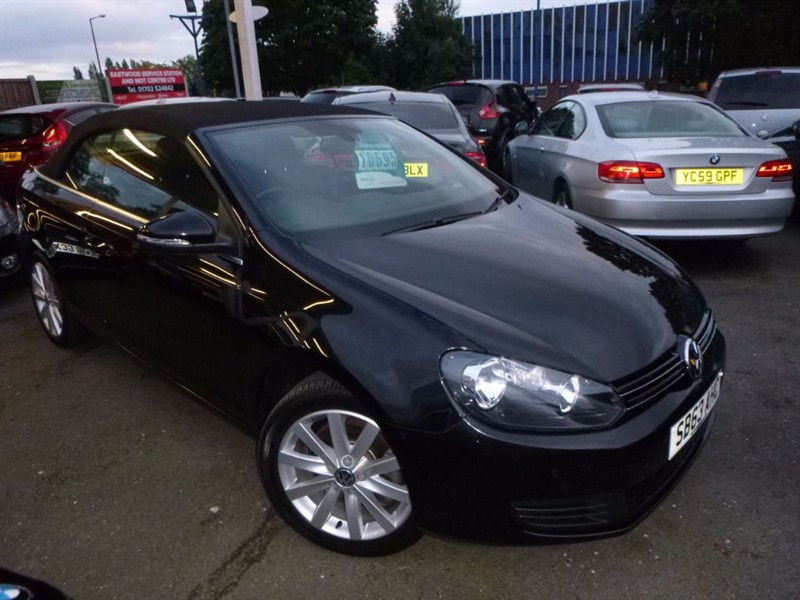 used VW Golf SE TDI BLUEMOTION TECHNOLOGY DSG in Essex