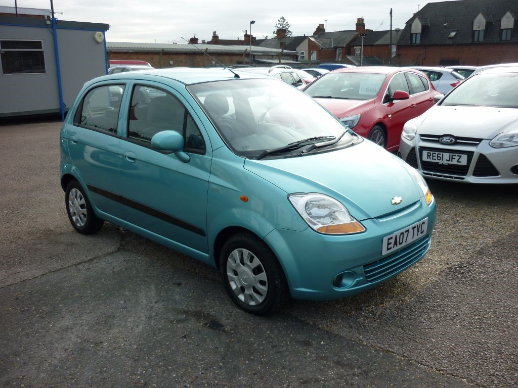 used Chevrolet Matiz 1.0 SE A/C 5Dr in in-colchester-and-essex
