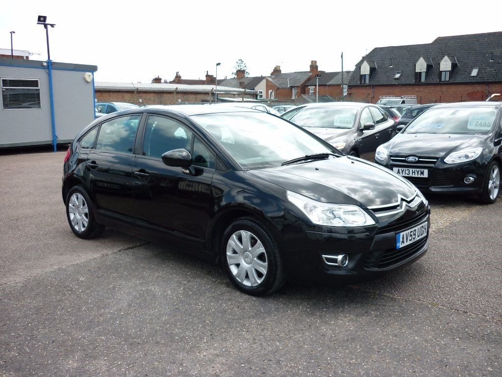 used Citroen C4 1.6 VTR PLUS HDI in in-colchester