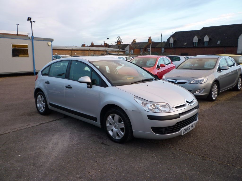 used Citroen C4 1.6 Cool 5Dr in in-colchester-and-essex