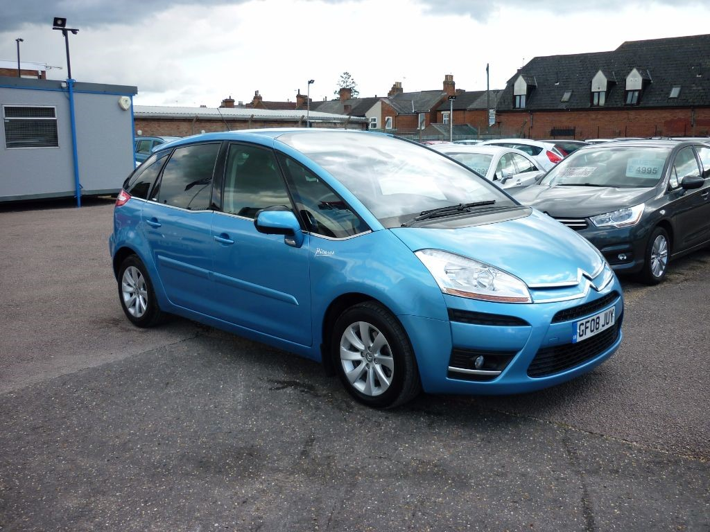 used Citroen C4 Picasso 2.0 Exclusive HDI 5STR EGS in in-colchester