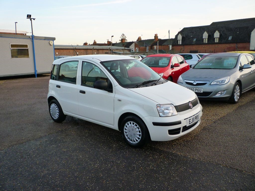 used Fiat Panda 1.2 Active 5Dr in in-colchester-and-essex