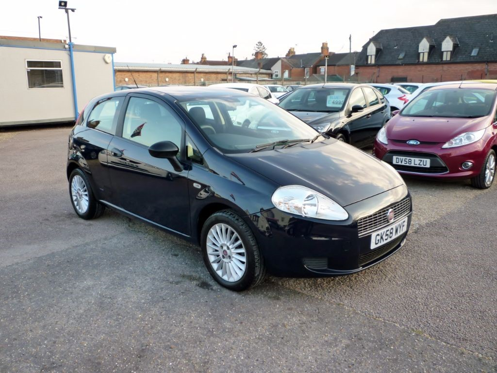 used Fiat Grande Punto 1.2 Active 8V in in-colchester-and-essex