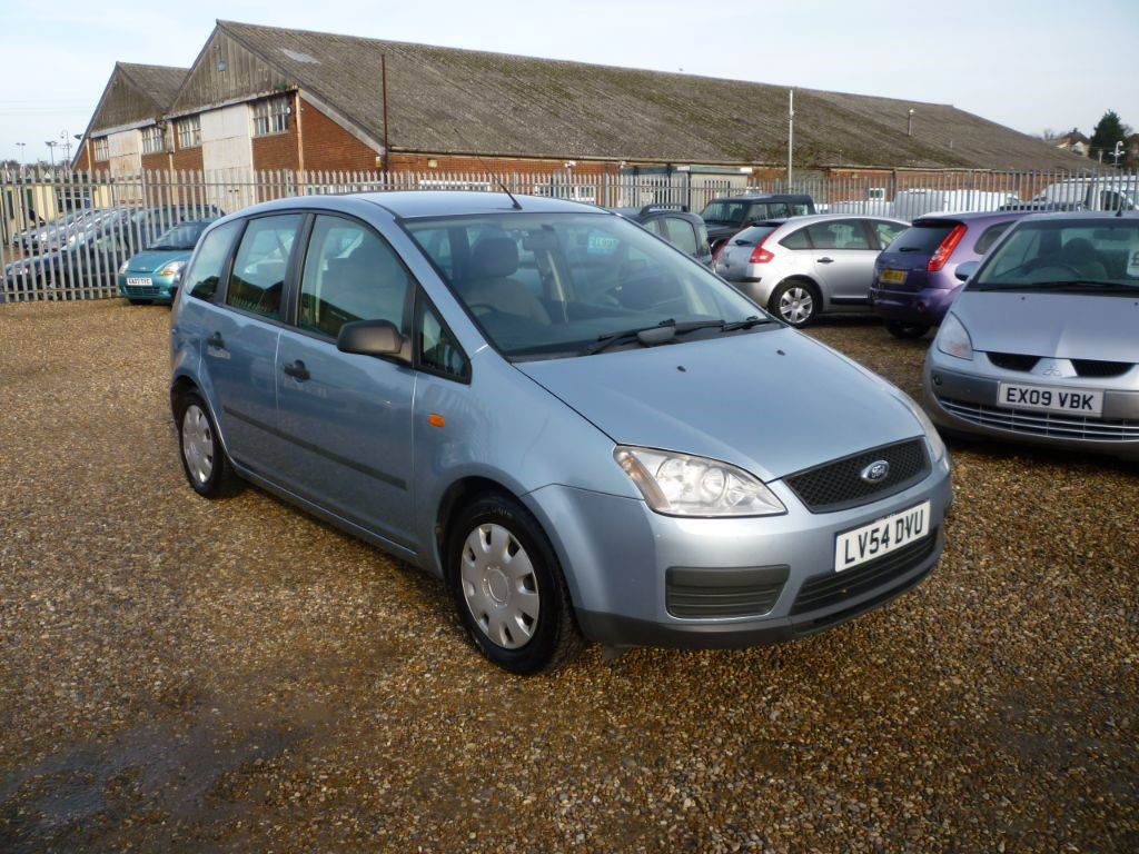 used Ford Focus C-Max 1.8 LX 5Dr in in-colchester-and-essex