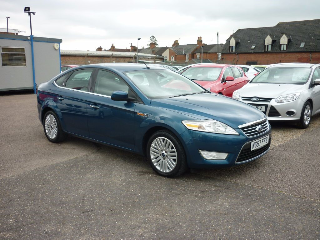 used Ford Mondeo 2.0 Ghia TDCI in in-colchester-and-essex