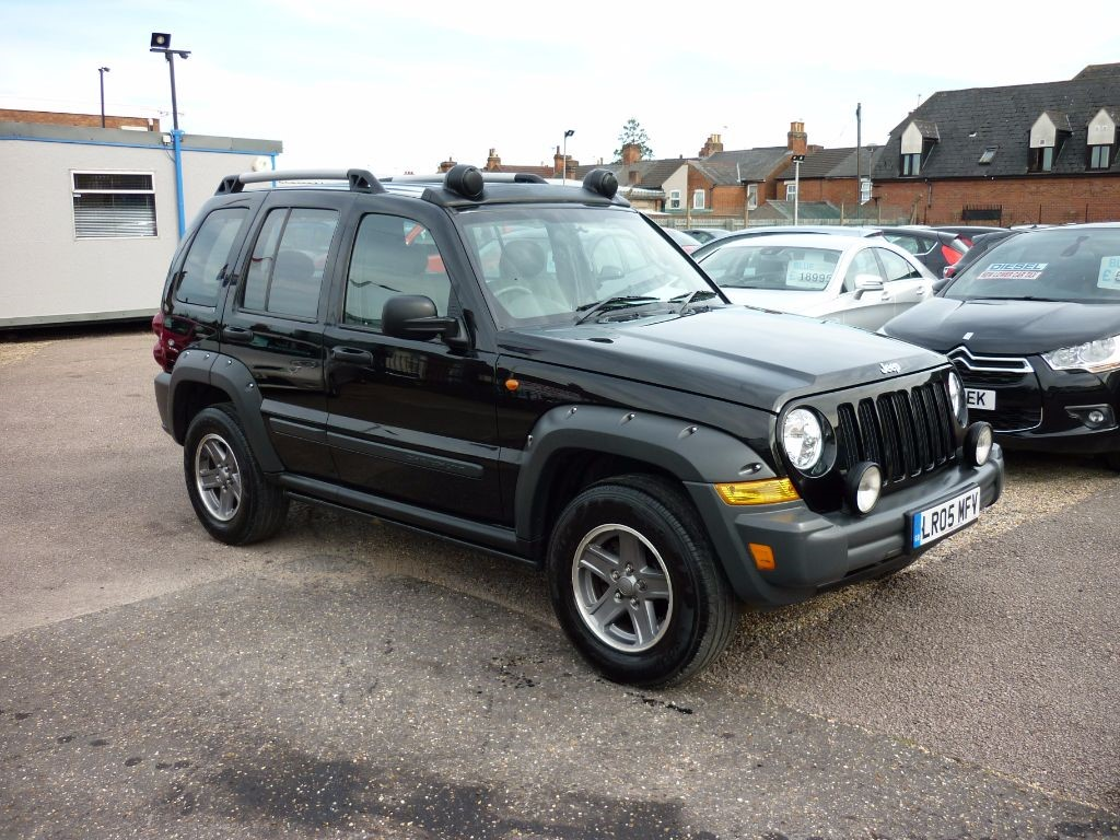 used Jeep Cherokee 2.8 Renegade CRD in in-colchester