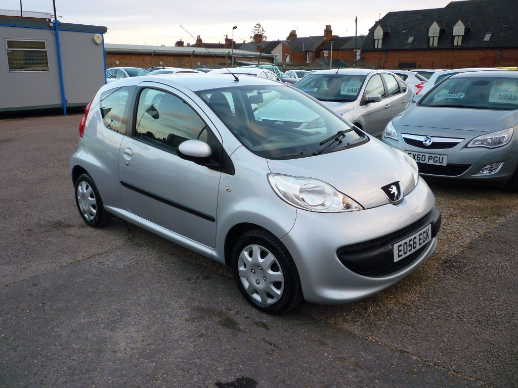 used Peugeot 107 1.0 Urban £20 per year Road Tax in in-colchester-and-essex