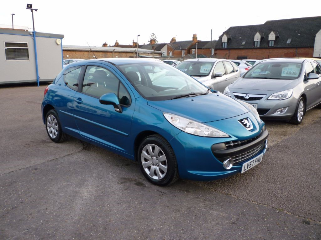 used Peugeot 207 1.4 M Play 3Dr in in-colchester-and-essex