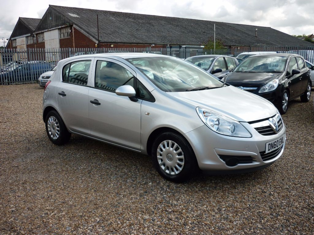 used Vauxhall Corsa 1.0 S Ecoflex 5Dr in in-colchester