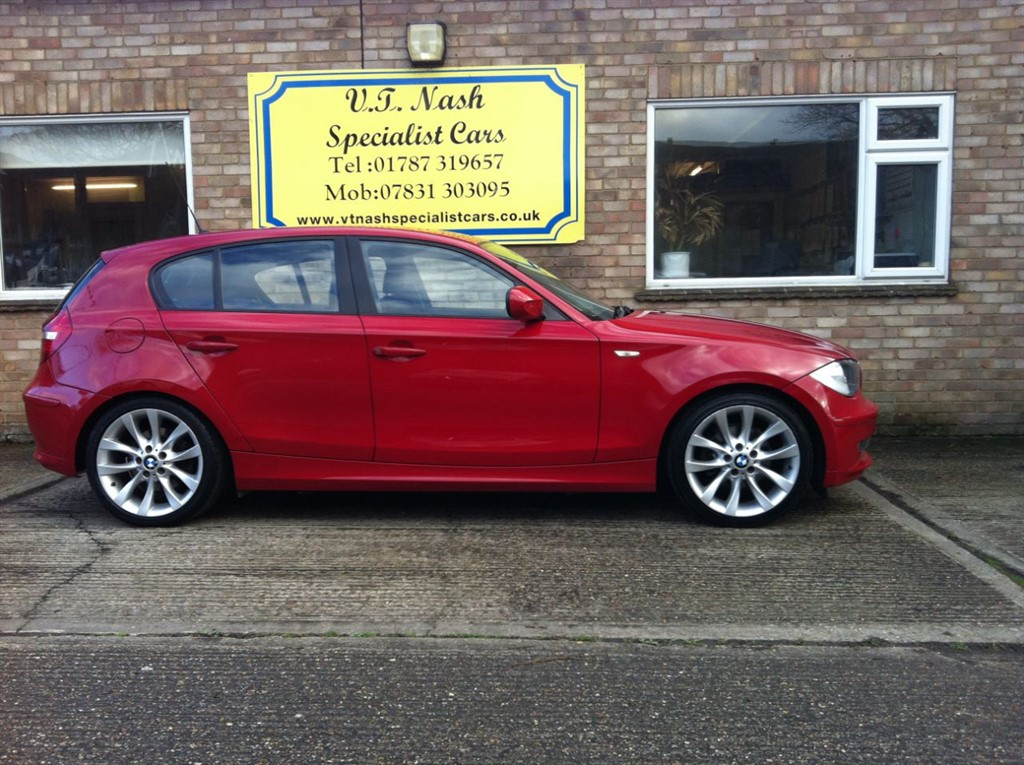 Bmw 118d In Sudbury Suffolk Compucars