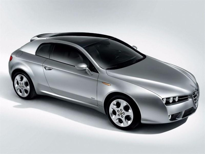 used Alfa Romeo Brera JTS V6 Q4 SV QTRONIC in suffolk