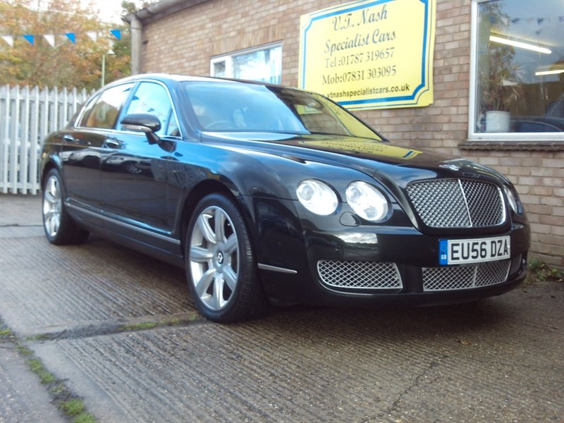 used Bentley Flying Spur W12 4dr Auto in suffolk
