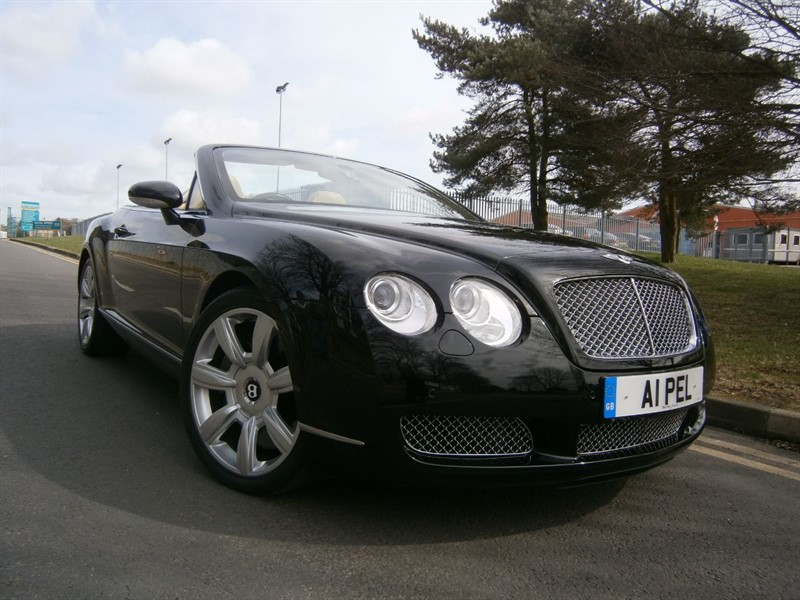 used Bentley Continental GTC W12 2dr Auto in suffolk