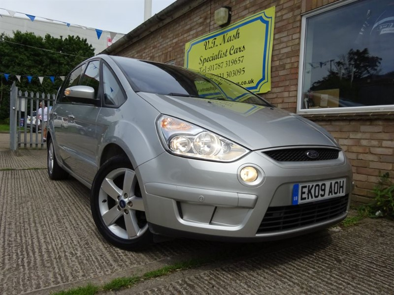 used Ford S-Max TITANIUM TDCI in suffolk