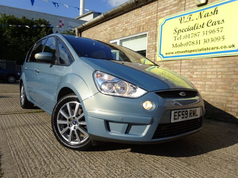 used Ford S-Max TITANIUM TDCI 6SPD in suffolk