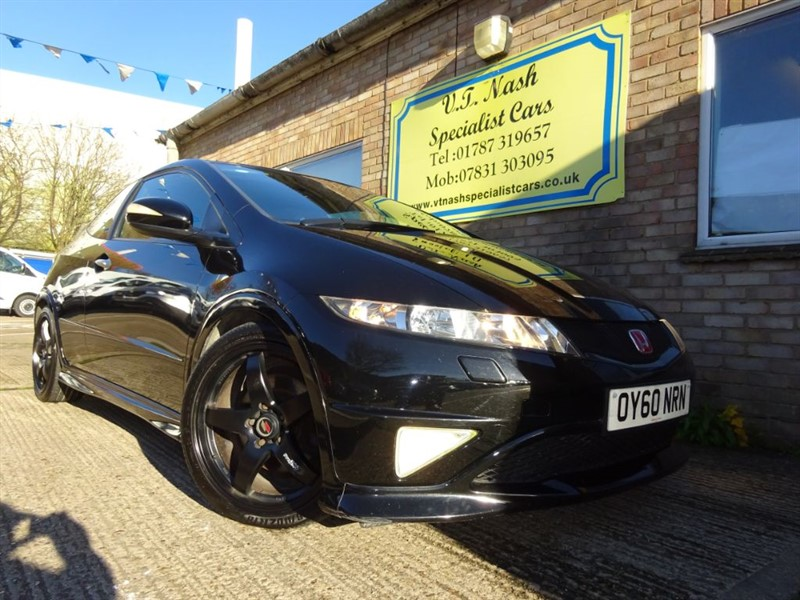 used Honda Civic I-VTEC TYPE-R GT in suffolk