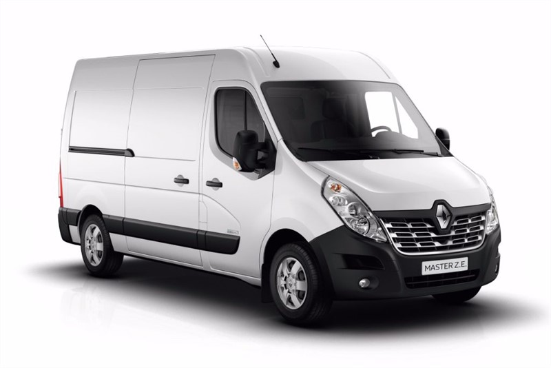 used Renault Master LM35 BUSINESS DCI S/R P/V in suffolk