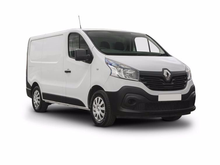 used Renault Trafic SL29 BUSINESS DCI S/R P/V in suffolk