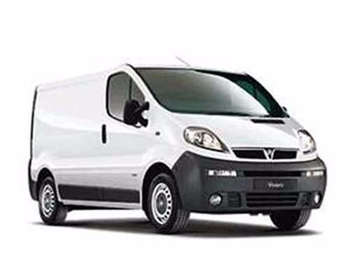 used Vauxhall Vivaro 2900 L1H1 CDTI P/V in suffolk