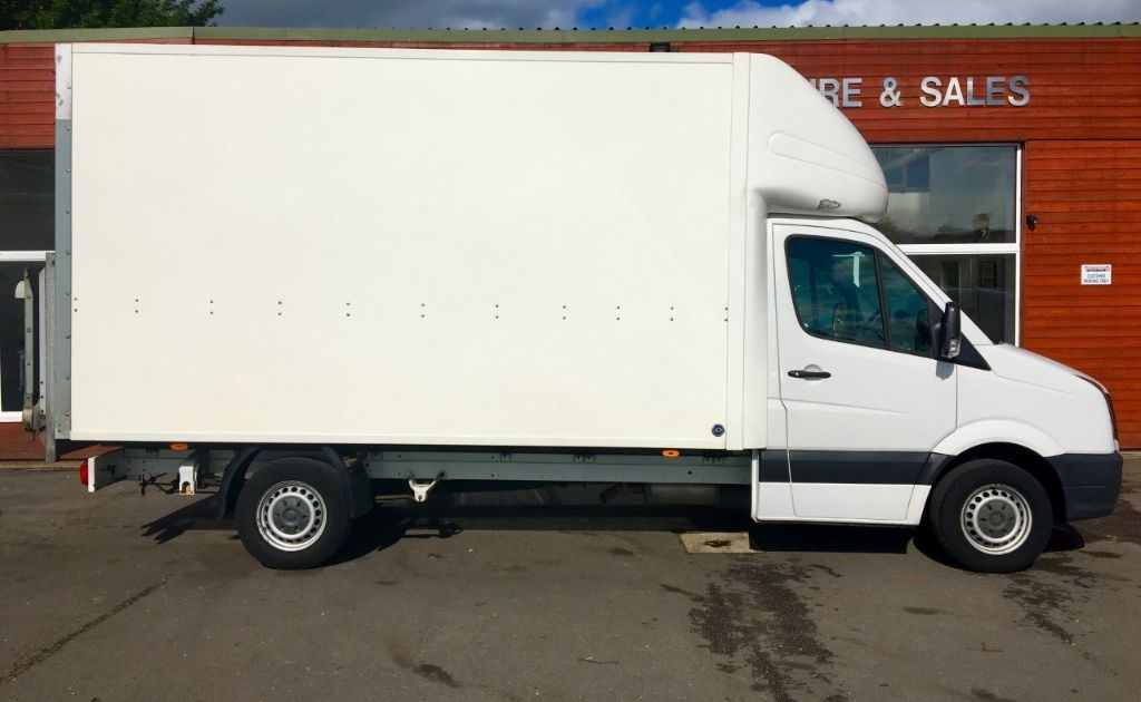 Used White VW Crafter for Sale | Warwickshire