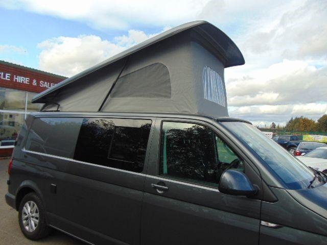 Used Grey Vw Transporter For Sale Warwickshire