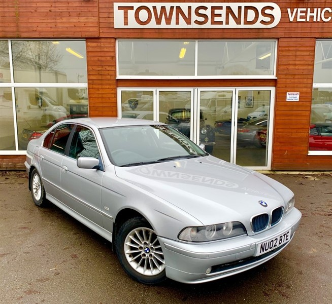 used BMW 525d SE 2.5 Auto in rugby-warwickshire