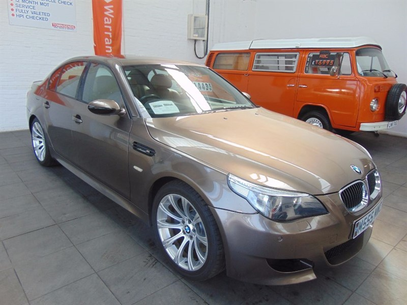used BMW M5  in rugby-warwickshire