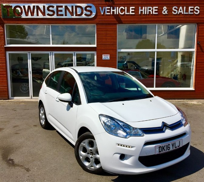 used Citroen C3 Edition 1.0 PureTech  in rugby-warwickshire